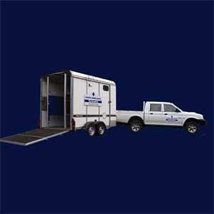 Rodway Heathfield Horse Ambulance