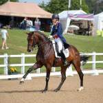 Dujardin does the double on a scorching second day at Hartpury
