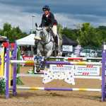 Kitty King reigns champion of the Superflex CIC***