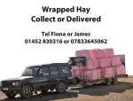 Wrapped Hay