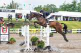 Piggy French wins the 3* with BROOKFIELD QUALITY with her clear sj inside the time