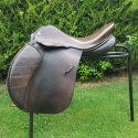 Barnsby 17.5 Medium Brown Saddle