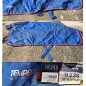 Used - Good Condition Shires Tempest 6'3 100g Turnout Rug