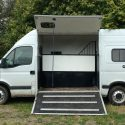 2001 Renault Master Horsebox