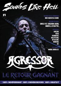 Sounds Like Hell - Metal Fanzine n11
