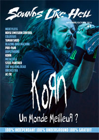Sounds Like Hell - Metal Fanzine v2-1