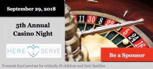 Casino Night Sponsor