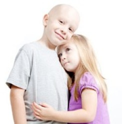 Sister with brother battling cancer