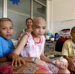 Underrepresented minorities with cancer