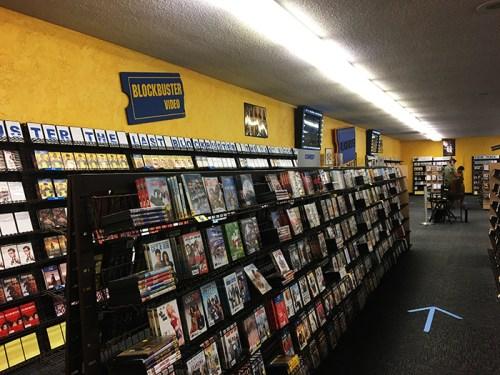 Bend, Oregon - Last Blockbuster on Earth