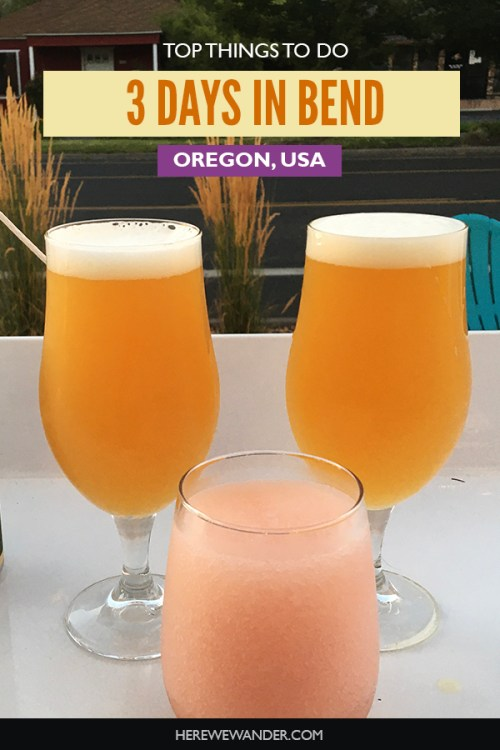 Bend, Oregon - Top Things to DO