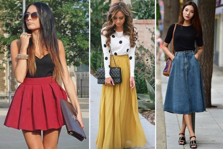 Secret College Fashion Tips For Teens   College Fashion Trends 3Skirts