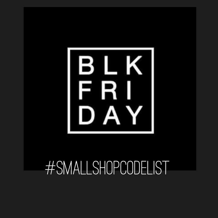 Black Friday Deals | Instagram Shop Small