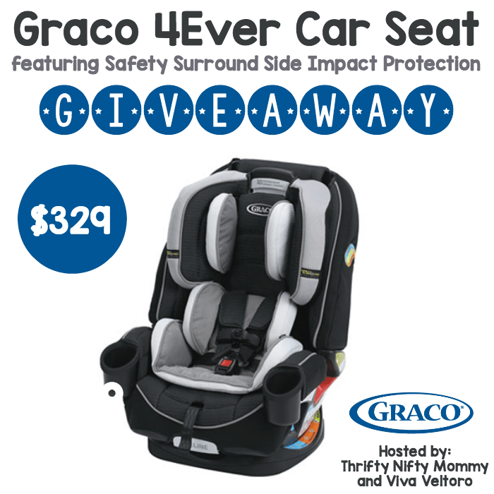 Graco 4Ever Giveaway