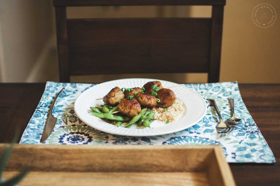 Make dinner less stressful: a working mamas resolution via The Sentimental Mama