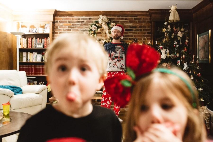 The Sentimental Mama Christmas 2016