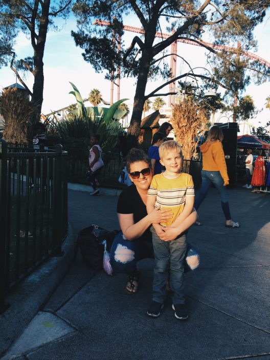 Six Flags Discovery Kingdom - Reno Mom Blogger - Her Hashtag Life