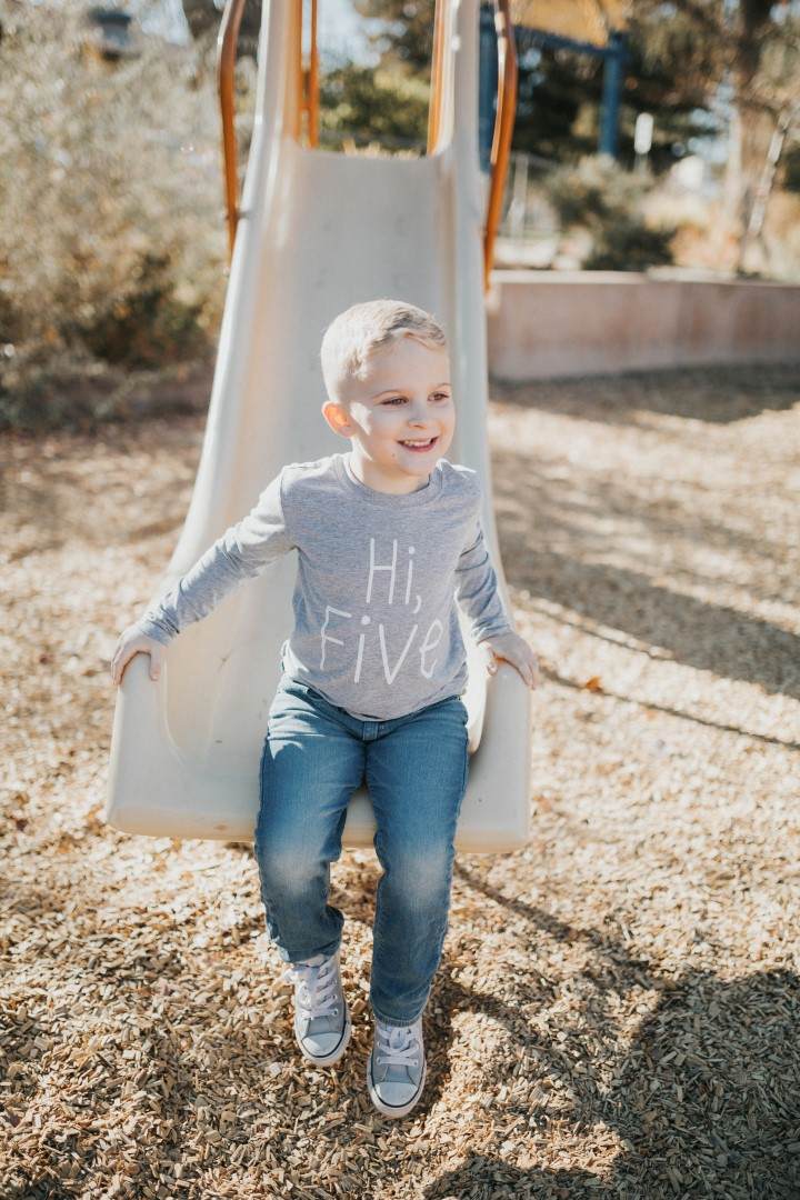 Gentry is 5 years old! An open letter to my son on his 5th birthday - via Her Hashtag Life