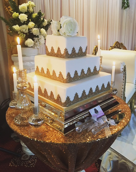 Luxury Award Winning Wedding Cakes In Lancashire And The North West