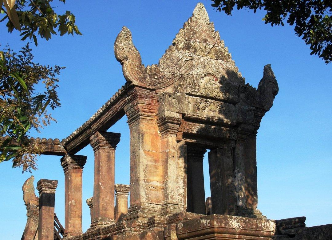 Preah Vihear: Gopura V