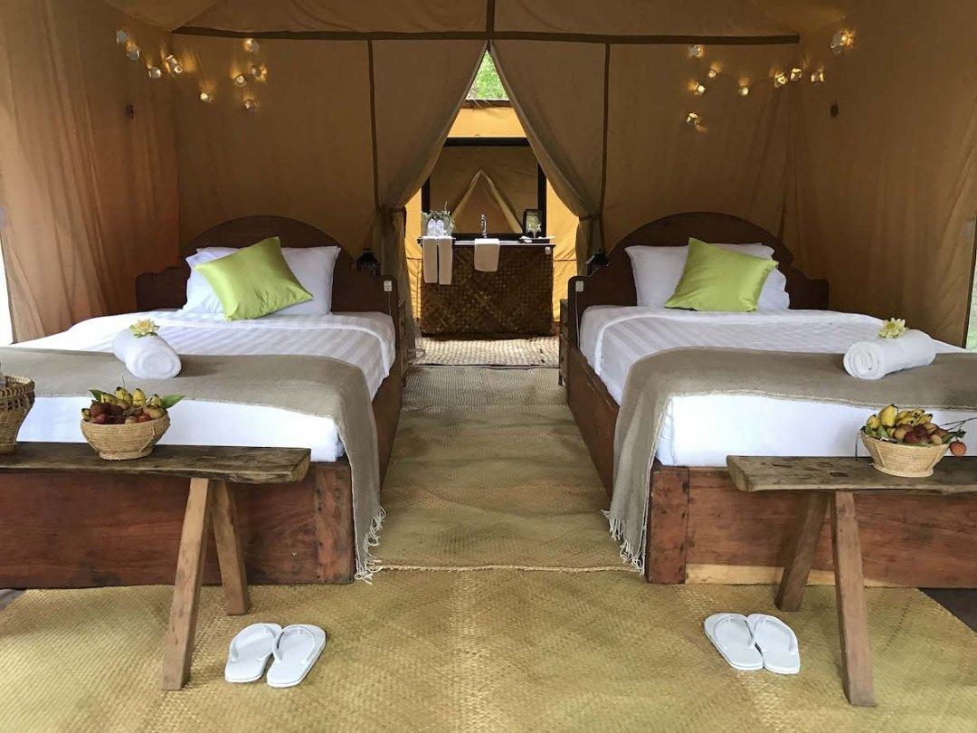 Twin room. 1