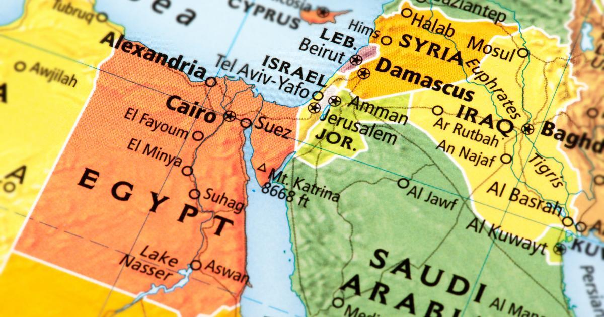 Israel and Saudi Arabia: New Odd Couple of Middle East ...