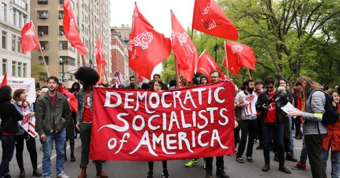 The Democratic Socialists of America Aren't Winning Elections, but ...