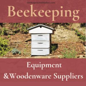Beekeeping Equipment & Woodenware Suppliers 1