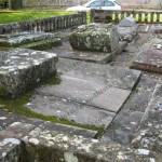 Losh family burial plot