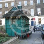 Russell Square Cabmen's Shelter