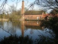 The 200-year-old mill at Sarehole is one of only two surviving watermills in Birmingham.