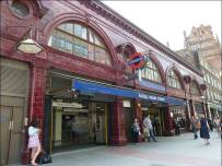 Russell Square underground station - Pic English Heritage