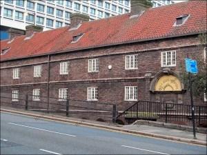 Holy Jesus Hospital - Newcastle