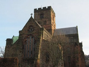 Carlisle Catheral - northern aspect