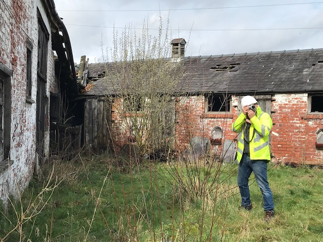 Historic Building Recording in Cheshire