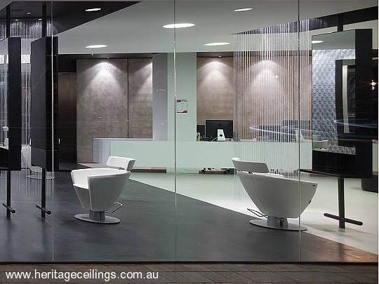 Feature Wall Project Pressed Tin Panels Used In Sydney