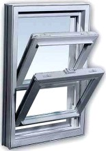 Series Double Hung Tilt Windows