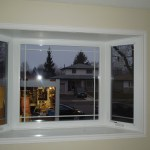 Recessed window