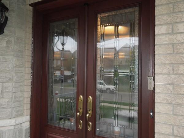 Premium front door