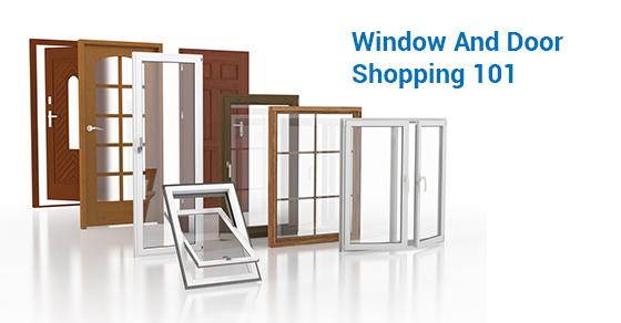 Window & Door Shopping 101