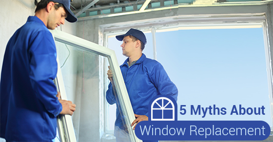 myths and facts about window replacements heritage home