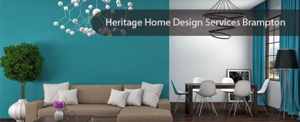 Heritage Home Design Services Brampton