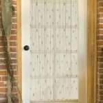 Coastal Seaside Lace Door Curtain Panel From Sand Shell Collection Made In Usa Heritage Lace