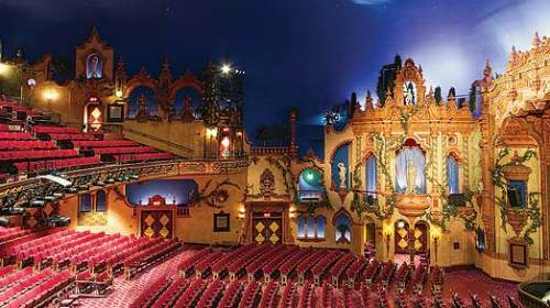 Best Historic Theatres in Ohio - The Akron Civic Theater