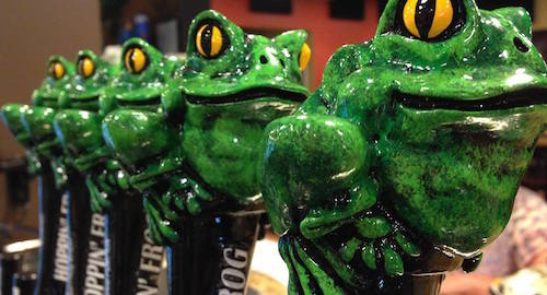 Hopping Frog Brewery - Best Breweries in Ohio