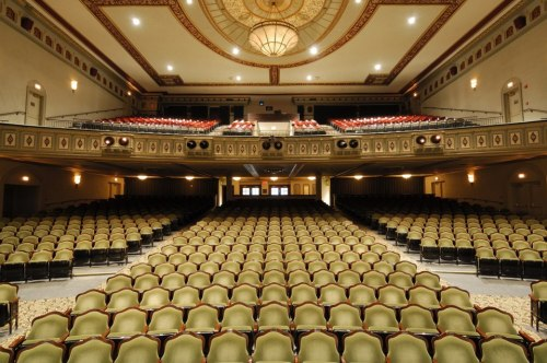 Best Historic Theatres in Ohio - The Midland Theater in Newark