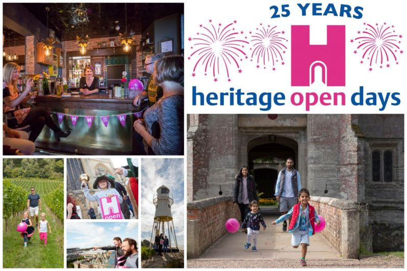 Image result for HERITAGE OPEN DAYS 2019