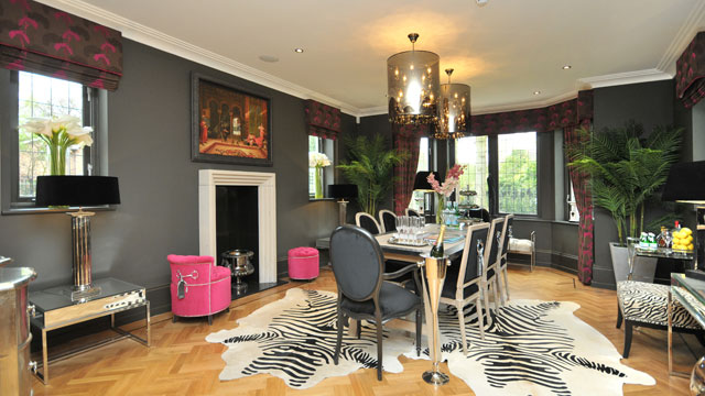 Interior designer cheshire uk for Best private dining rooms cheshire