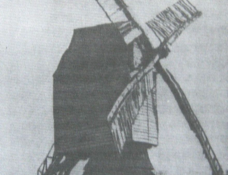 Crowland Post Mill 1905