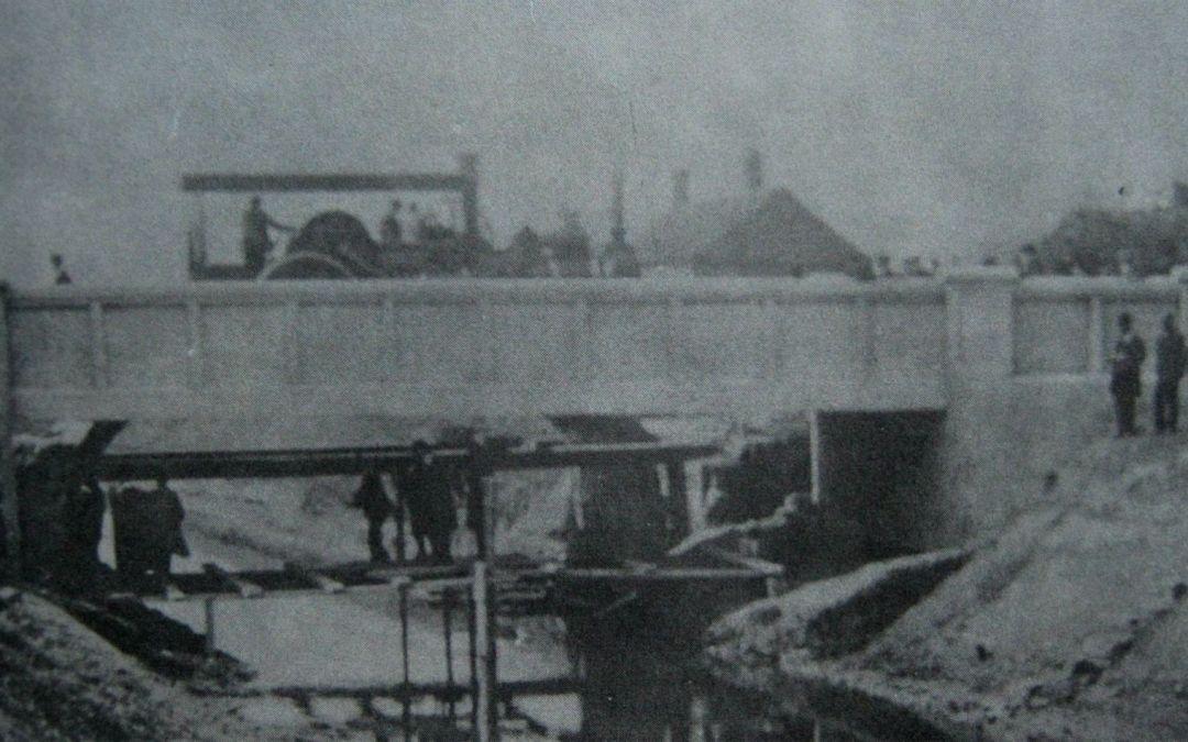 Money Bridge, Pinchbeck 1910